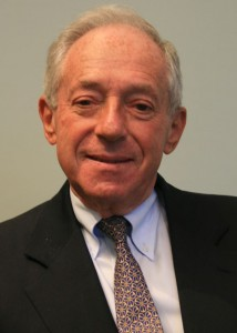 Mr Barrie Bernstein.Chair of Governors